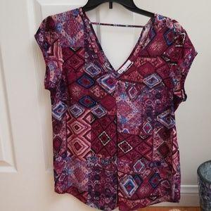 DR2 ladies blouse